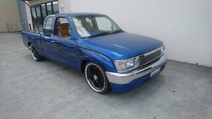 1999 Toyota Hilux Custom Show Car Turbo on Air Bags Yatala Gold Coast North Preview