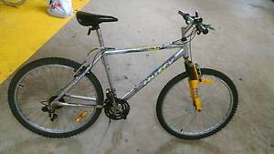 Mountain bike - needs new chain Potts Point Inner Sydney Preview