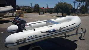 Aristocraft 320 Searover 320 with Yamaha 5hp Fremantle Fremantle Area Preview