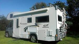 2011 JAYCO CONQUEST - TOUR EDITION MOTORHOME Warners Bay Lake Macquarie Area Preview