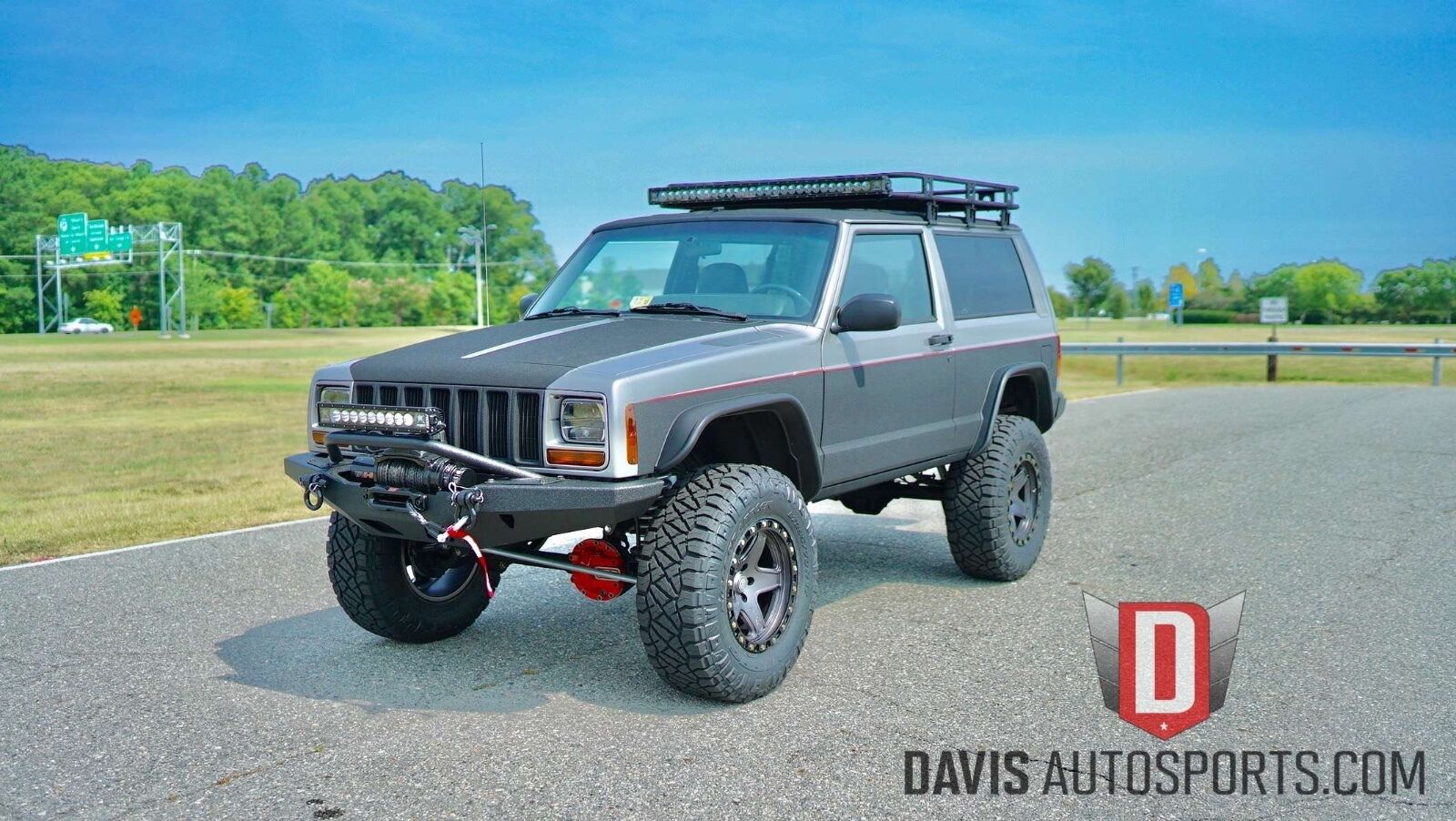 Pre Owned Tesla >> Cherokee Xj / 2 Door / New Everything / 10 Month Restoration / Lifted And New - Certified Pre ...
