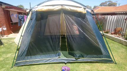OZTRAIL screen dome combo tent & dome tent in Perth Region WA | Camping u0026 Hiking | Gumtree ...