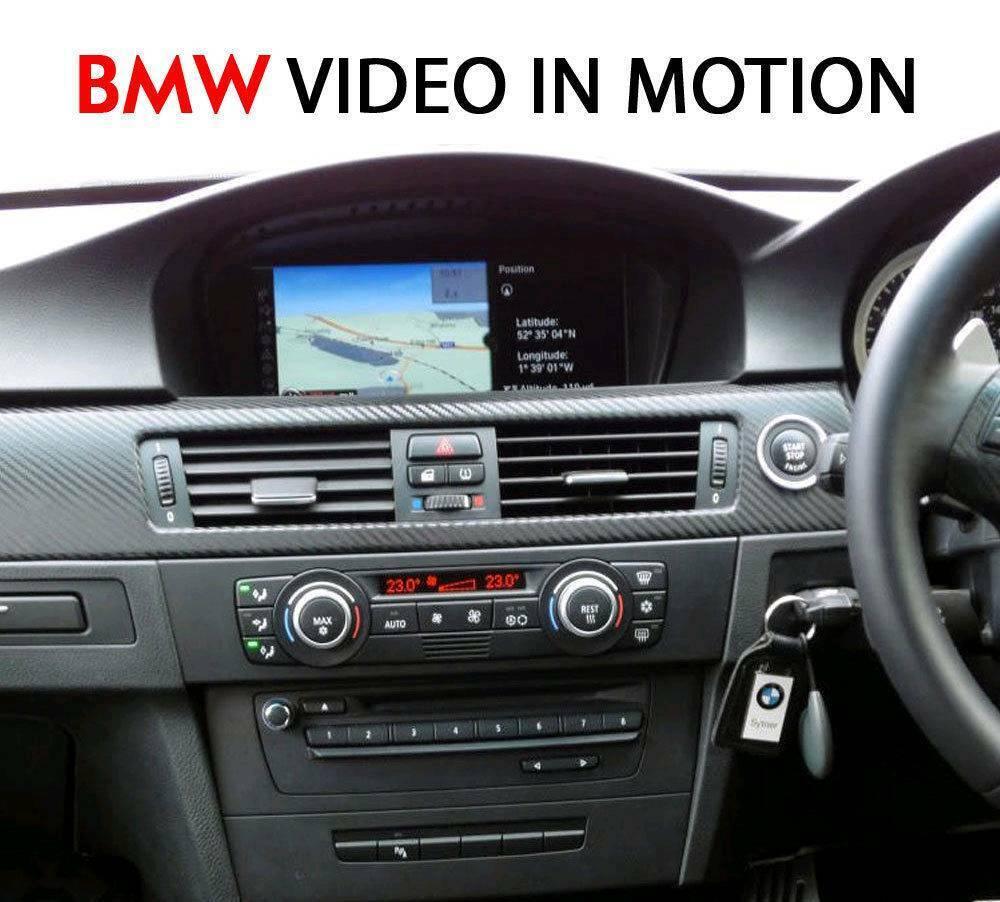 BMW VIDEO IN MOTION ACTIVATION | in Birmingham, West Midlands | Gumtree