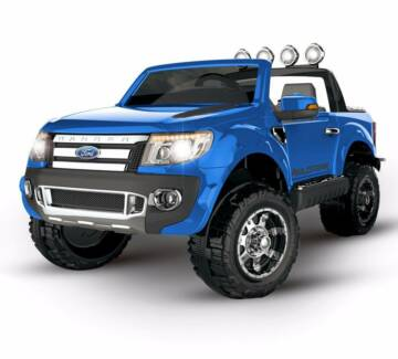 Ford Ranger Pick Up Truck 4x4 Ute 12v Kids Ride On Remote Control Success Cockburn Area Preview