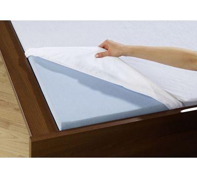 Bettauflage Inkontinenz Nässeschutz Betten Matratzenschutz Auflage 200 x 90 cm