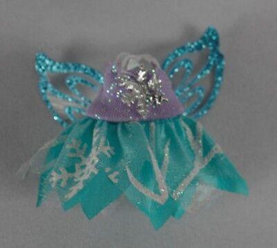 Sparkle Pixie Wings - Barbie Kelly Doll Clothes - Mattel - Fairy -Pixie  Sparkle Blue Dress & Wings