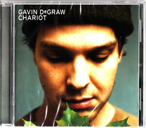 GAVIN-DeGRAW-Chariot-CD-NEW-One-Tree-Hill-OST-Theme-Music-I-Dont-Want-to-Be