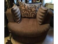 Cuddle / Snuggle / Love Chair - open to sensible offers