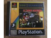 PlayStation 1 judge dredd game. Ps1