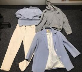 Woman hoodies & sweats & trousers