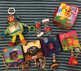 Lamaze baby toy bundle