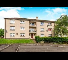2 bedroom ground floor 0/2 flat glen avenue glasgow £495
