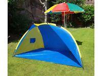 Beach shelter/tent