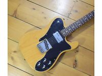 1977 fender telecaster custom natural