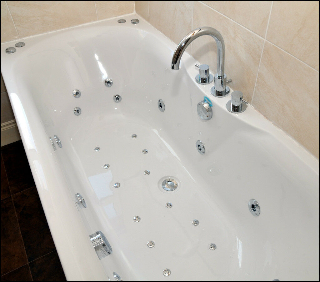 Phoenix Whirlpool Air Spa Bath, Taps & Shower Tap | in Lisburn ...