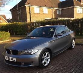 120d SE full BMW service history, leather interior.