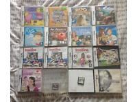 16 DS games