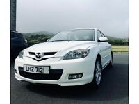 Mazda 3 in great condition and full year MOT, Hatchback, 2009, Manual, 1598 (cc), 5 doors