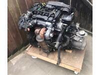 206 sport engine Peugeot