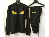 YELLOW EYES TRACKSUIT