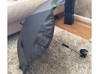Mamas & papas pram / buggy parasol, perfect condition, used once.