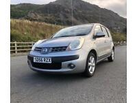 Nissan Note SE 1.4 Petrol Low Mileage