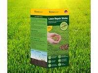 Lawn repair/grass seeds/ new lawn/ footbal pitces grass seeds/ fast growing no soil prework