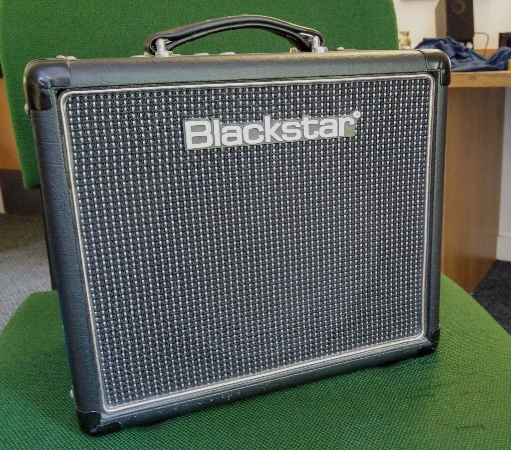 Blackstar HT 1 guitar amplifier with reverbin Oxford, OxfordshireGumtree - Blackstar 1 watt tube combo with reverb (HT 1R). Great condition. Very fun to play and gives you a great tube tone at neighbour friendly volumes