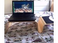 Portable Laptop Computer Desk Bed Sofa Tray Stand