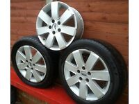 Ford Mondeo, Focus Alloys - 5 Stud, 16""