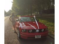 Ford Mustang GT V8 2005 | Red