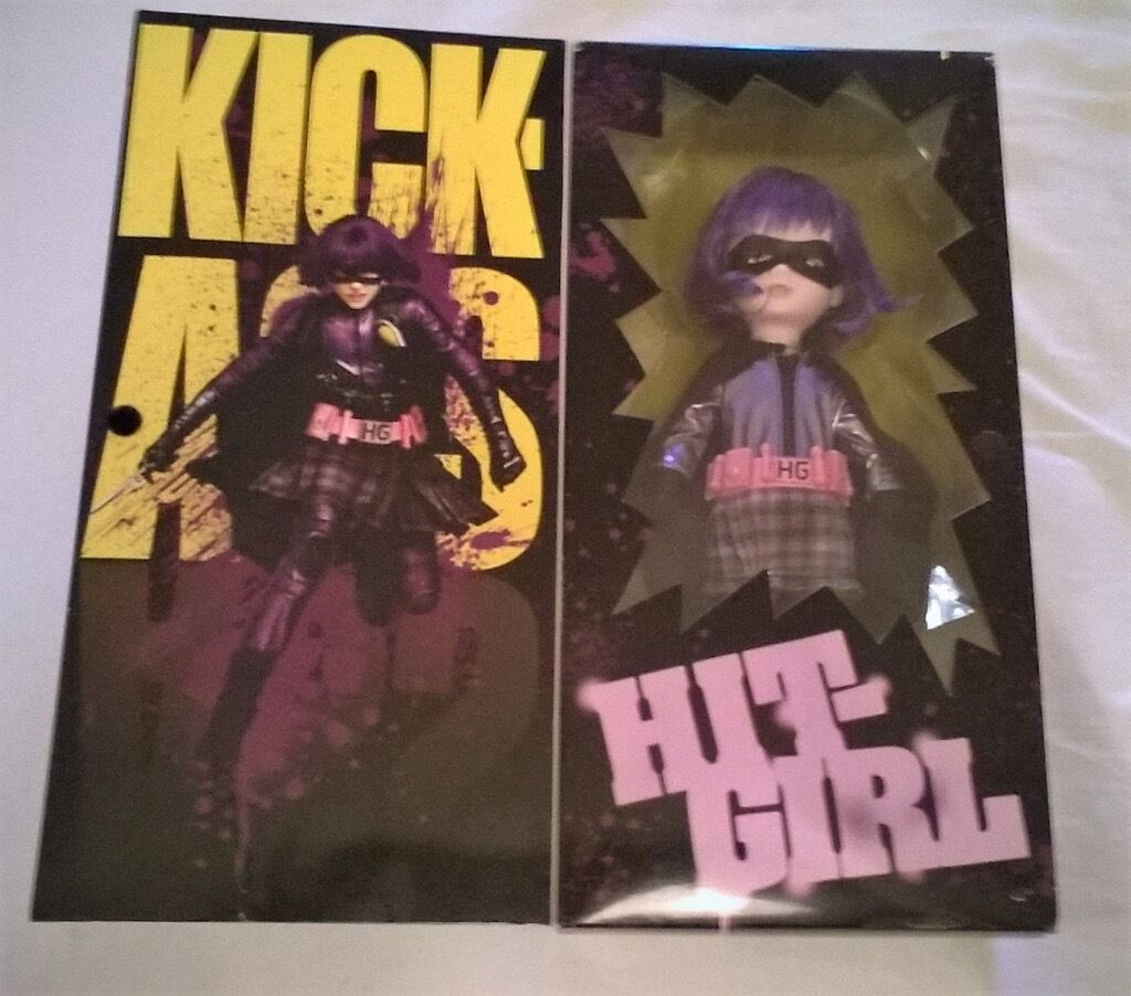 Kick Ass. Living Dead Dolls, Hit Girlin Leith, EdinburghGumtree - Kick Ass. Living Dead Dolls, Hit Girl Brand new in Box very good condition Pick up only