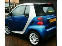 Smart ForTwo passion Mhd auto cabriolet