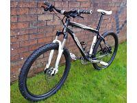 Specialized SL hard tail aluminium framed mountain bike