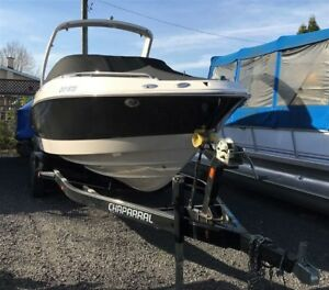 2011 Chaparral 267 SSX open deck