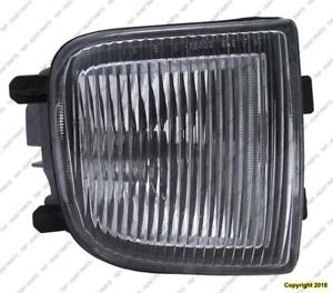 Fog Light Passenger Side 12/1998-2004 Nissan PATHFINDER 1999-2004