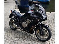 #HONDA #CBF600S ABS - BLACK - 31K 2008 - GREAT CONDITION + EXTRAS - £1,475.00