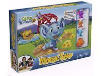 Elefun & Friends Mousetrap Board Game Kids Family Fun Age 4+ New Boxed