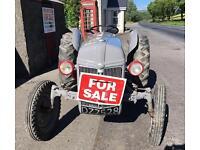 1940 ford ferguson tractor