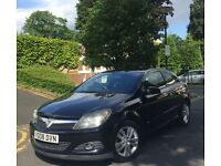 2008 VAUXHALL ASTRA. 3DR. FULL HISTORY AND MOT.