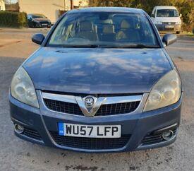 Vauxhall vectra 3.0 v6 cdti elite