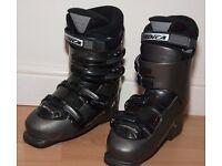 Nordica Ski Boots and Salomon Carry Bag