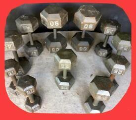 450lbs/205kg Dumbbell Set for Sale/Swap/PartEx