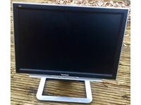 ViewSonic VX2025wm LCD Computer Display