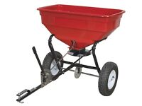 Sealey SPB57T 57Kg Broadcast Spreader Tow Behind - BRAND NEW
