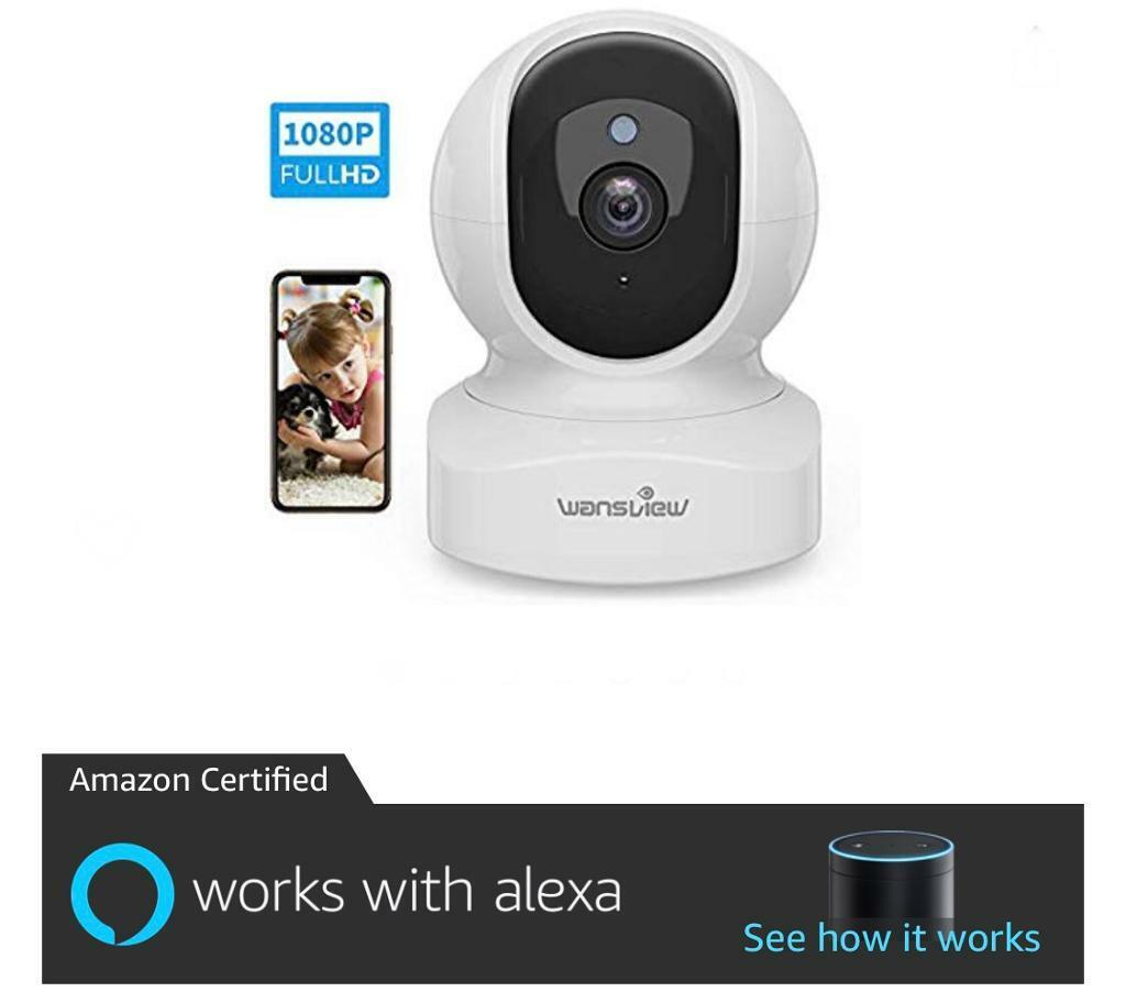 Alexa Compatible WiFi Camera   in Port Glasgow, Inverclyde   Gumtree