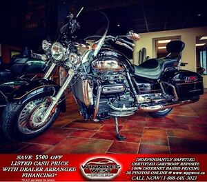 2015 Triumph Rocket III Touring , 1 LOCAL OWNER, ONLY 4K KMS, ST