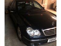 Mercedes-Benz, C CLASS, Saloon, 2006, Semi-Auto, 2148 (cc), 4 doors