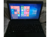 "Toshiba Satellite C660, 15.5"" WIDESCREEN LAPTOP, 320GB HDD, 3GB RAM"