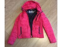 Ladies Jacket Size L Superdry Only £50